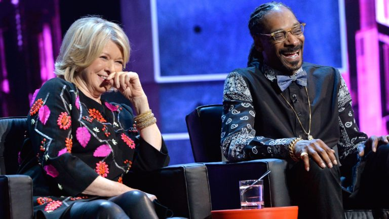 Snoop Dogg and Martha Stewart Unite in Peacock Halloween baking competition