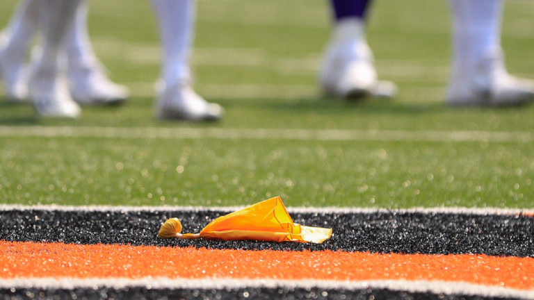 Taunting Penalty NFL