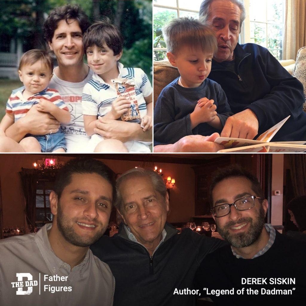 Derek Siskin: Legend of the Dadman, Father Figures