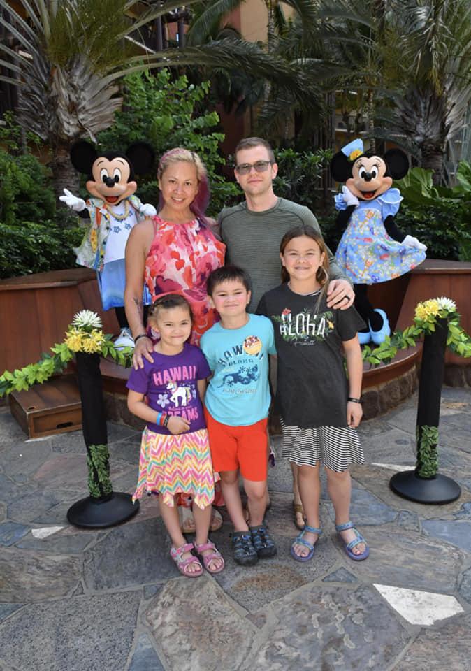 Carter's family