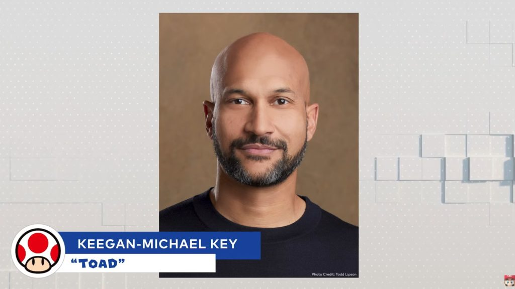 Keegan-Michael Key Toad