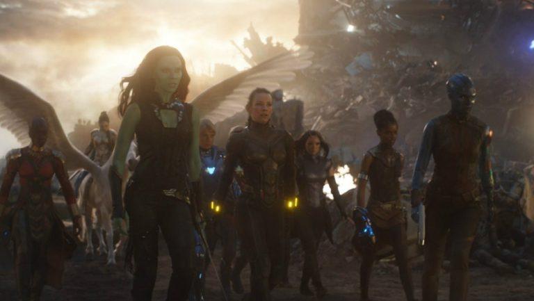 Female MCU Superheroes