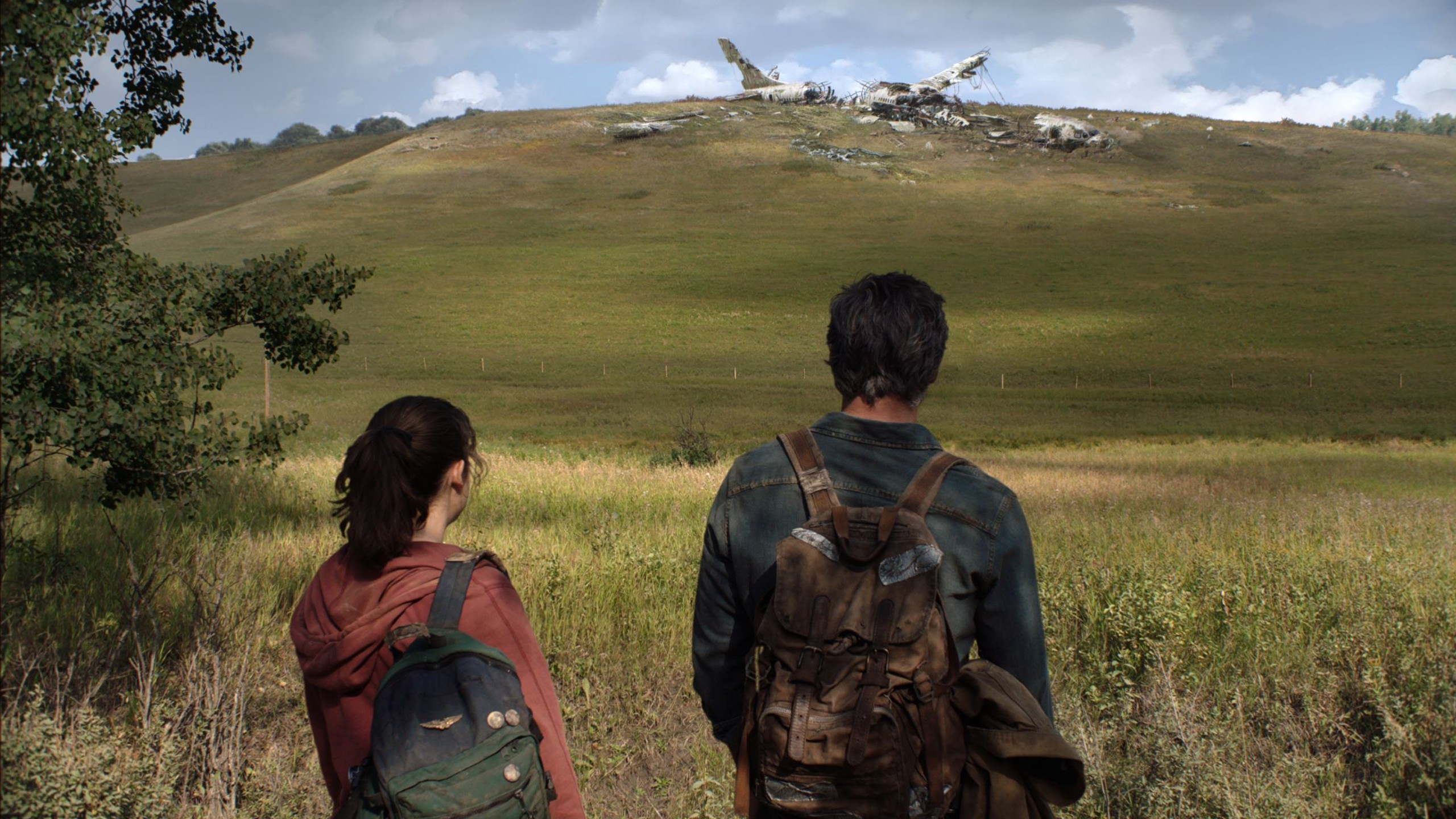 The Last of Us HBO Official Image