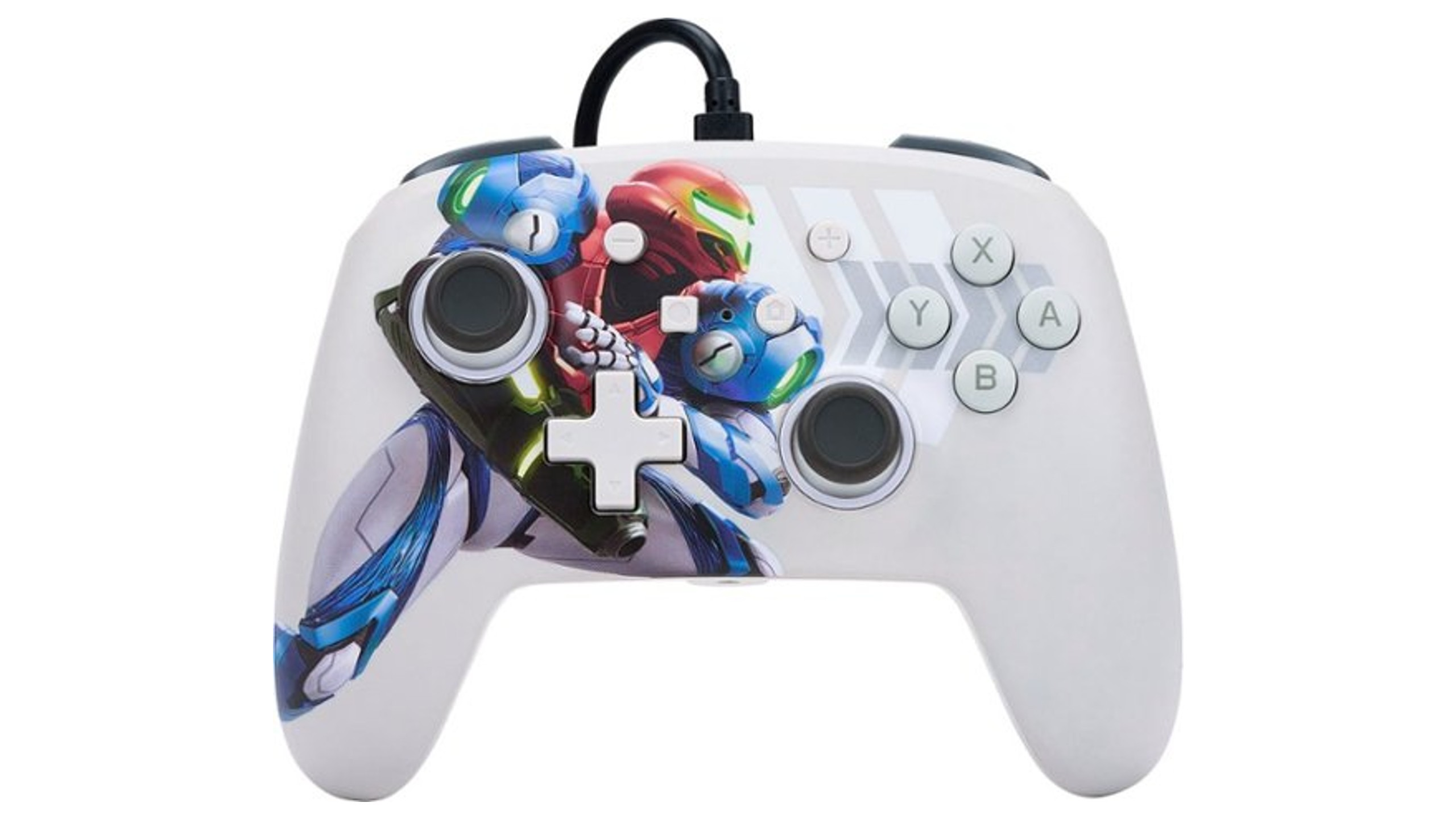 Metroid Dread Nintendo Switch Pro Controller