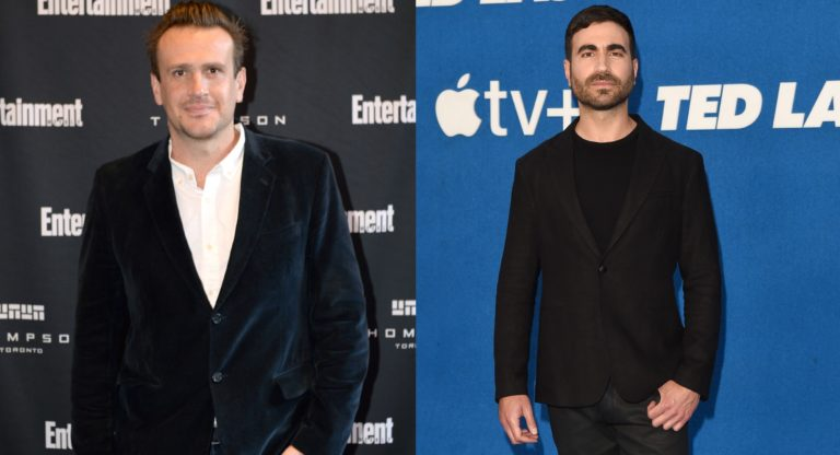 Jason Segel in New Show From Brett Goldstein and Ted Lasso Team