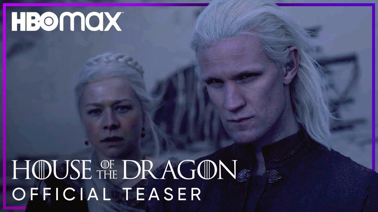 House of the Dragon teaser trailer