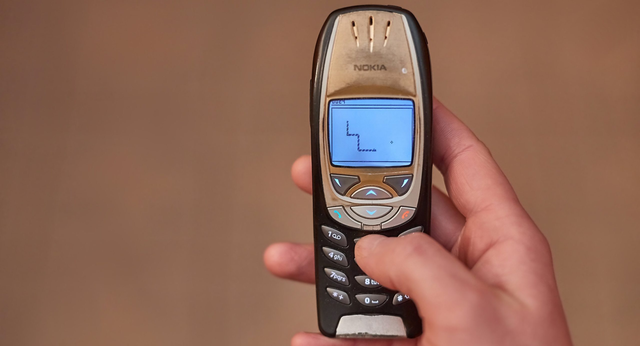 Nokia Brick Phone Re-release