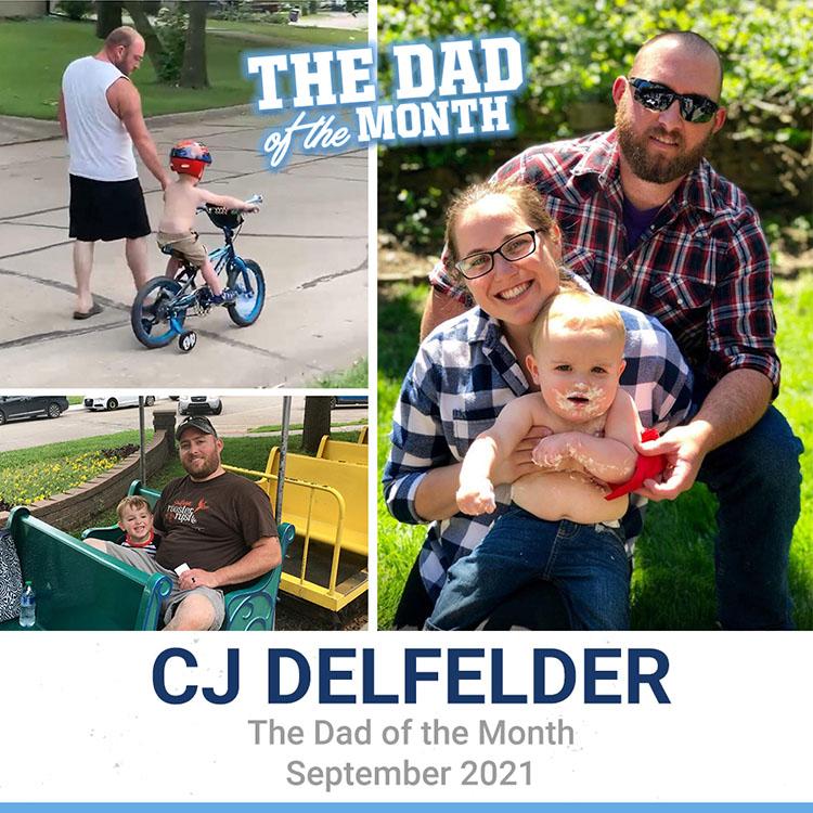 September 2021: CJ Delfelder
