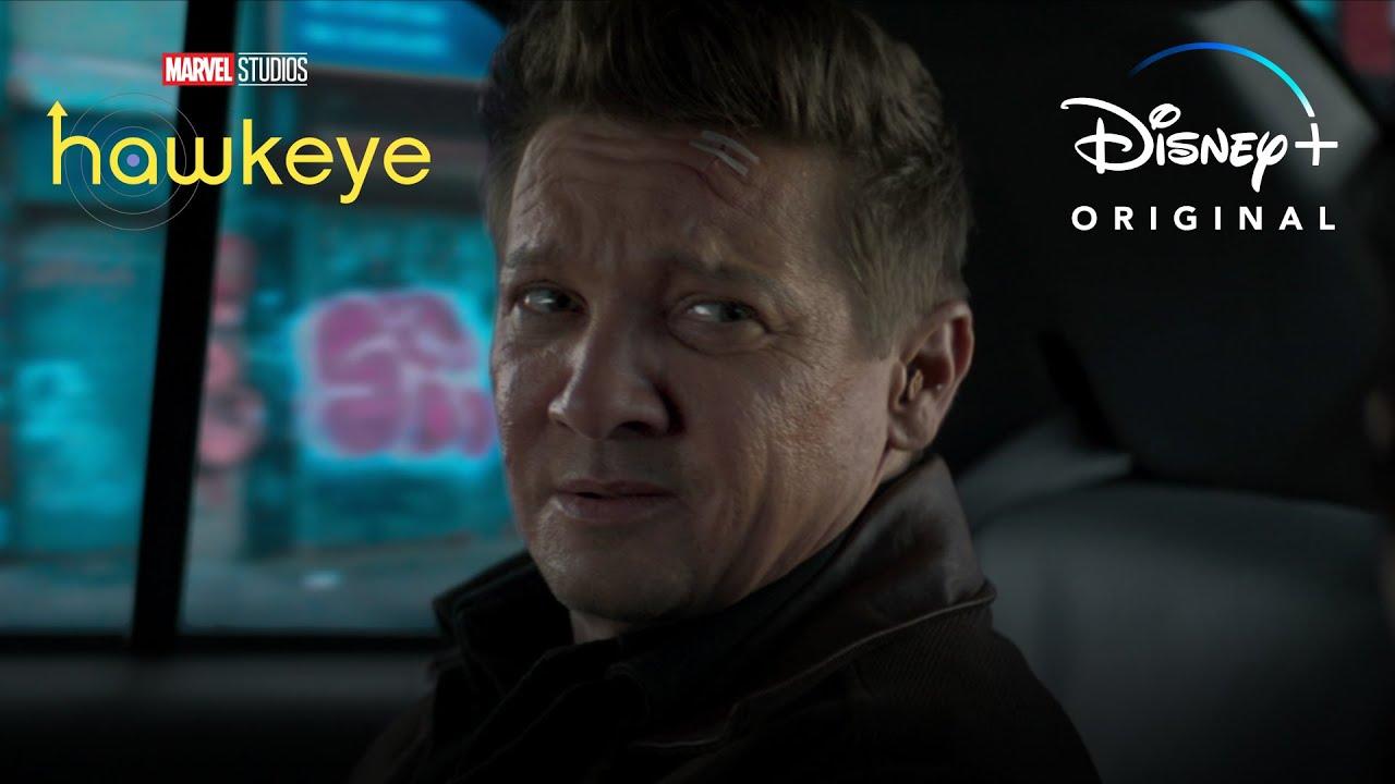 New Hawkeye Trailer