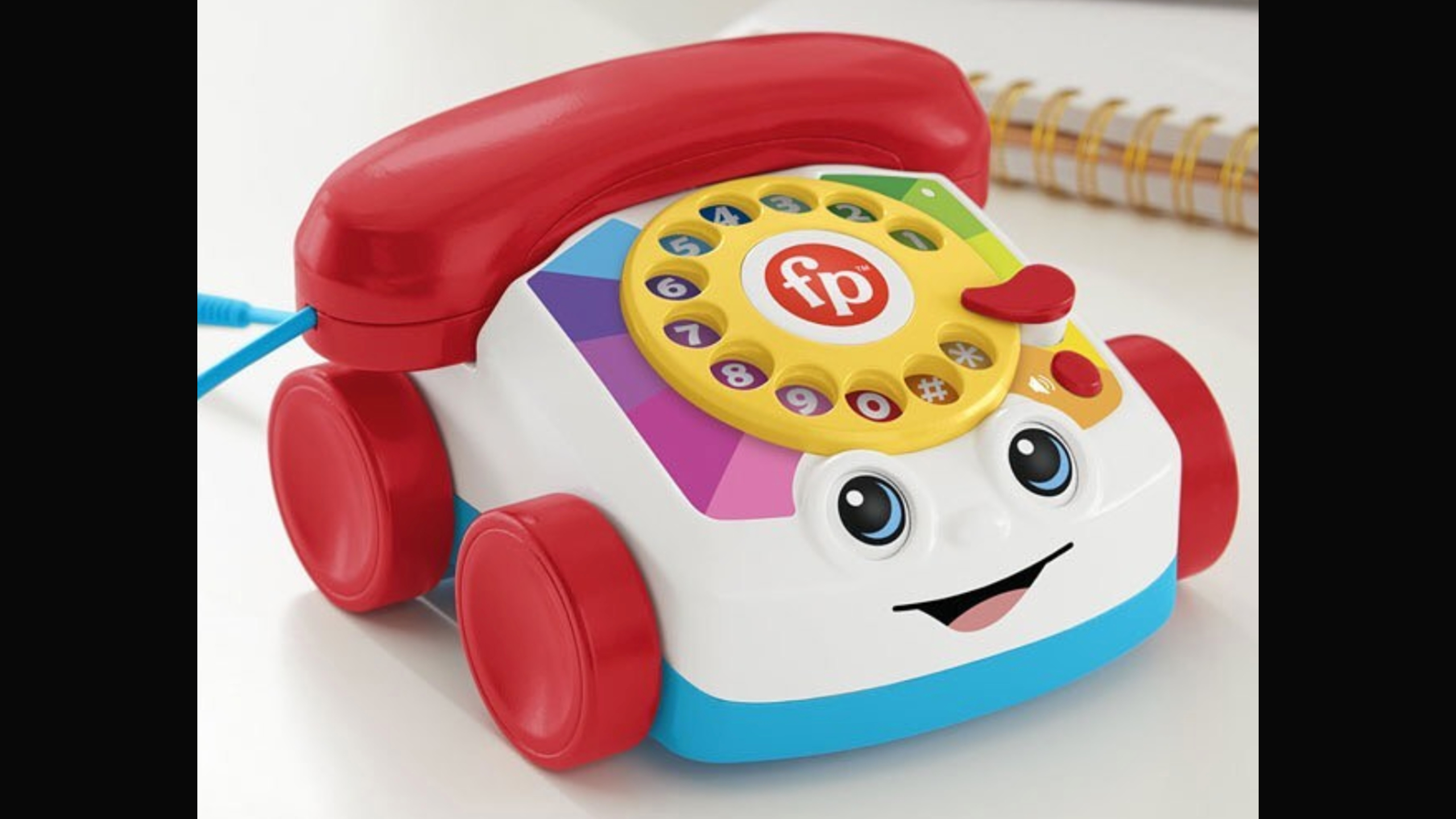 Fisher-Price Phone for adults