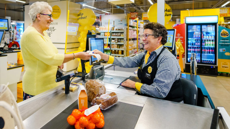 Dutch grocery chain expands number of chat registers to help customers combat loneliness