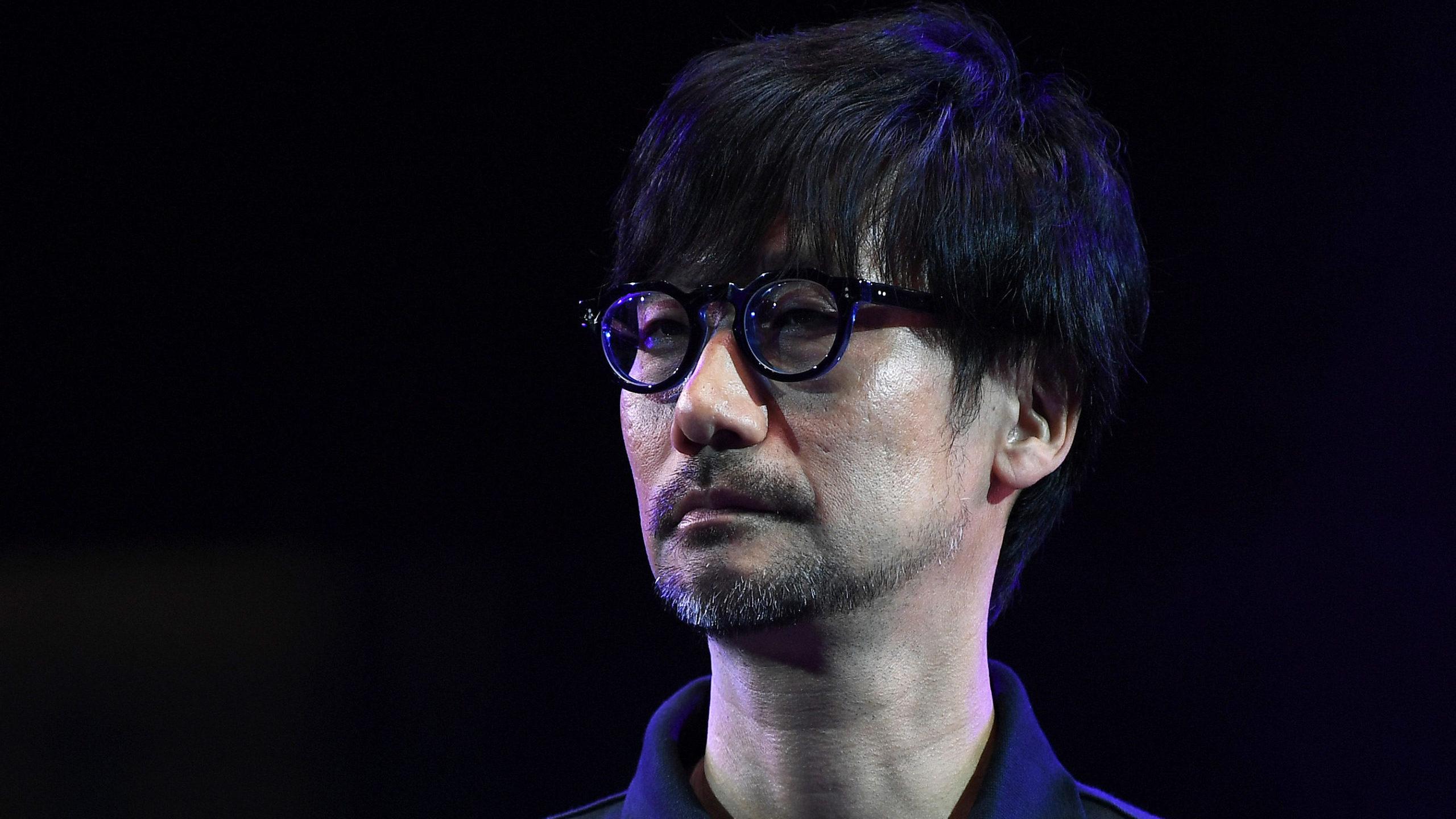 Hideo Kojima PS5 Silent Hill