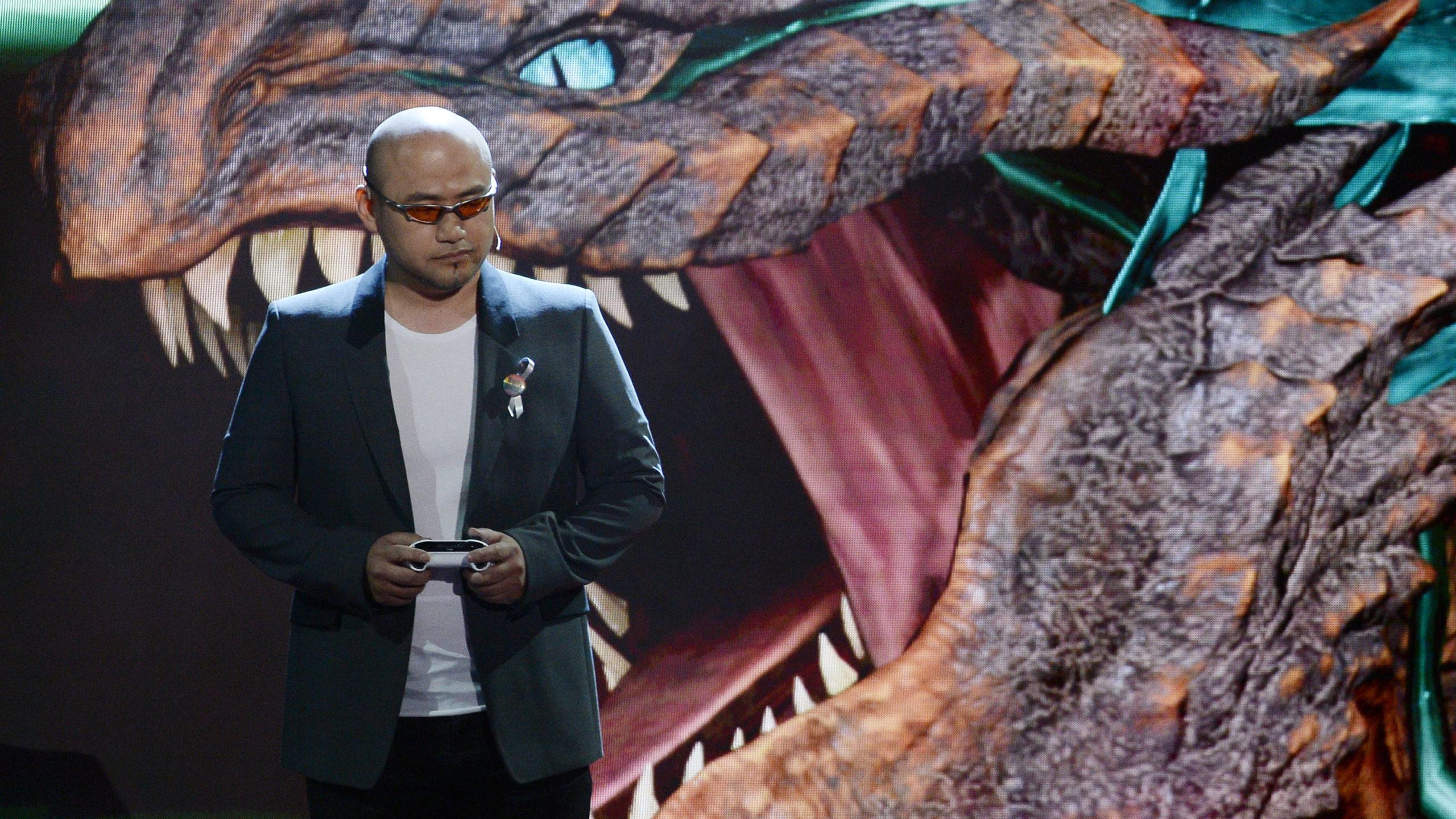 Hideki Kamiya retro game culture