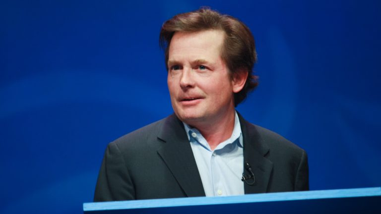 Michael J. Fox will receive an honorary AARP award for his work in Parkinson's advocacy and research