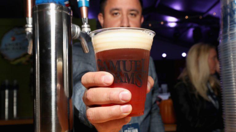 Samuel Adams releases 28% ABV beer illegal in 15 states