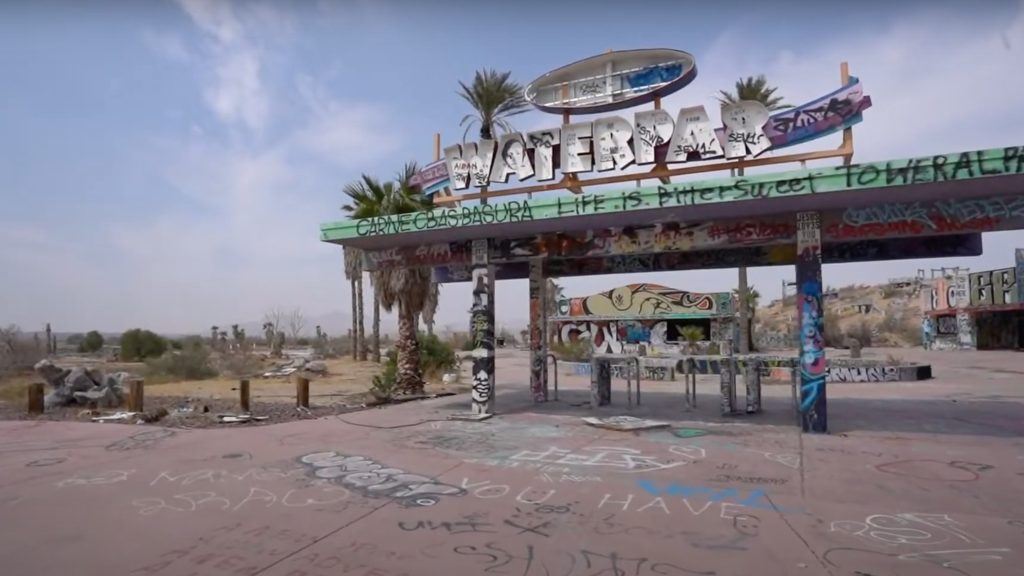 Abandoned waterpark on sale for $11 million
