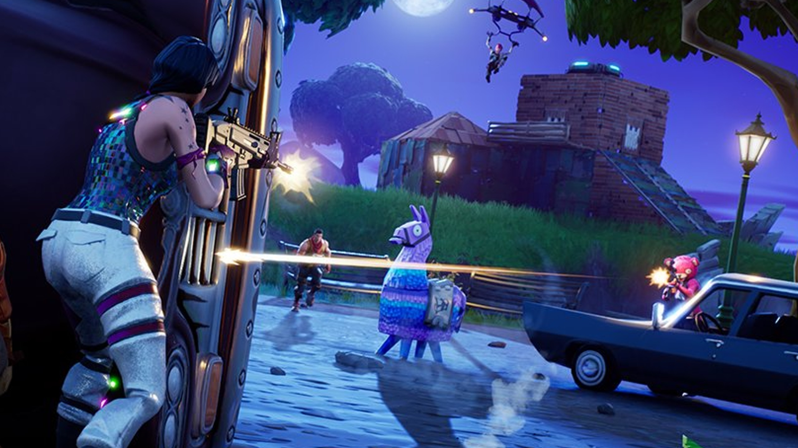 Fortnite Movie May be Coming