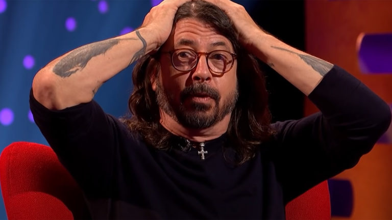 Grohl Daughter Beatle