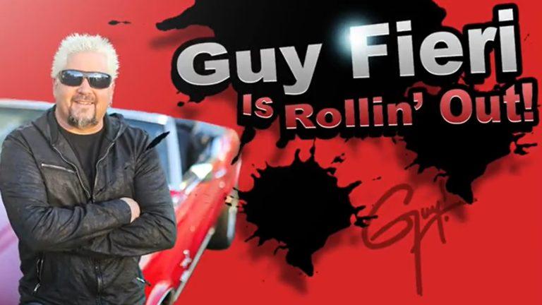 Guy Fieri Smash Bros