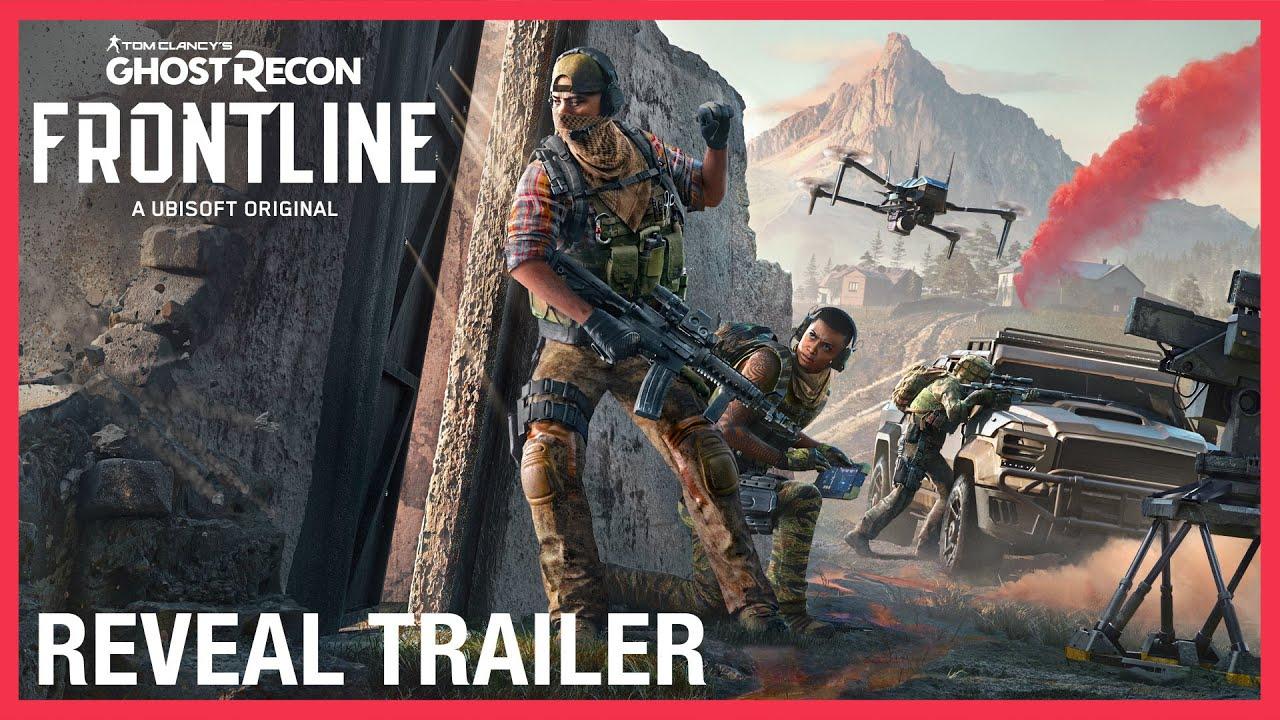 Ghost Recon Frontline Trailer