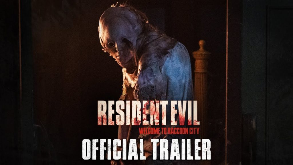 Resident Evil Welcome to Raccoon City Trailer