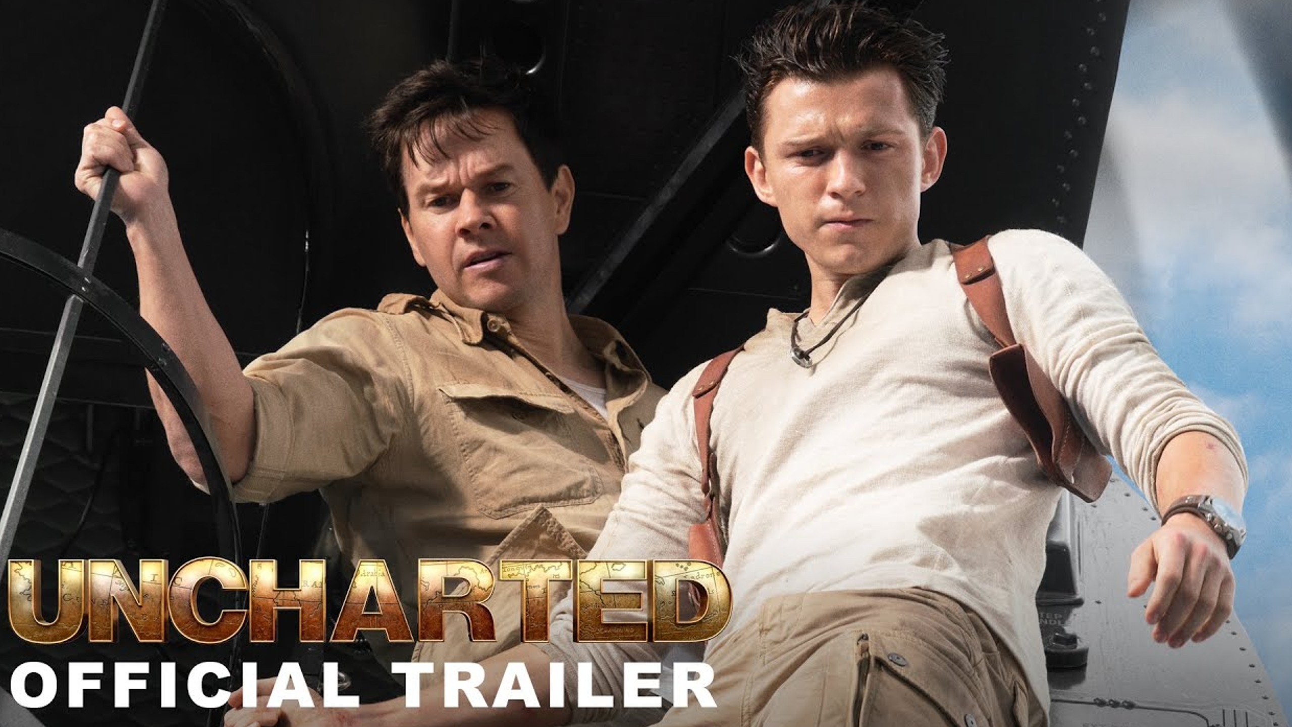 Uncharted Movie Trailer
